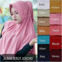 Jilbab Serut Jokowi Pet Antem