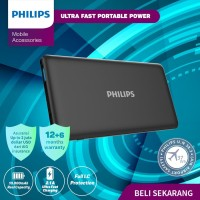 POWERBANK Philips 10.000 MAH DLP-6712