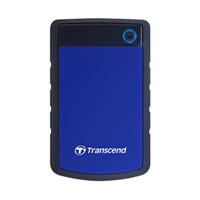 Transcend StoreJet 25H3 Harddisk Eksternal 2 TB + 323 HD Movie 1080p
