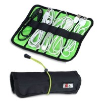 Winners shop Bag Case For USB Cable Earphone Power cord