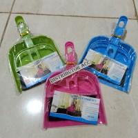 Sapu Pengki Set / Sapu dan Pengki Mini Set / Mini Dustpan / Sapu Mini