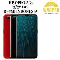 HP OPPO A5S 3/32 GB - OPO A5 S RAM 3GB INTERNAL 32GB GARANSI RESMI