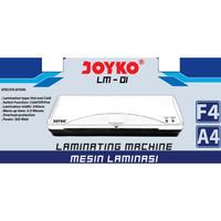 Mesin Laminating Joyko Folio-A4
