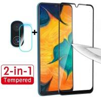 Tempered Glass Samsung A20 Free Lensa Glass Camera