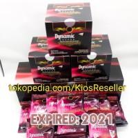Kopi Dynamic isi 30 Sachet | Coffee Dynamic | Kopi DDN | Tribulus