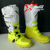 sepatu cross arc mx new boots balap motor not fox oneal ahrs