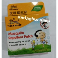 Tiger Balm Mosquito Repellent Patch - Patch anti nyamuk