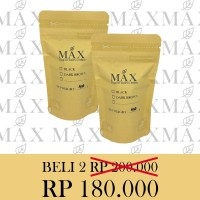 Max Hair Fiber Refill Pack 40g/Refill Caboki/Toppik/Sevich 2 Packs