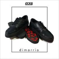 DIMARRIO BLACK SNEAKERS