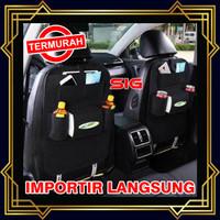 CAR BACK SEAT STORAGE / Tas Belakang Jok Mobil organizer Multifungsi