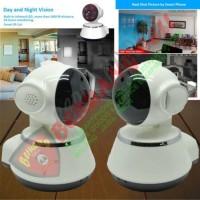 Wireless IP Camera CCTV 1/4 Inch CMOS 720P Night Vision - MALANG