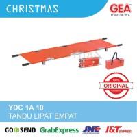 Tandu Lipat 4 GEA / Folding Stretcher YDC 1A10 / Tandu Darurat