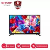 SHARP LED TV 32 Inch HD HDMI - 2T-C32BA1i - Black (2019)