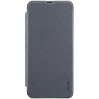 Nillkin Sparkle Leather Flip Case Samsung Galaxy A50 - Black