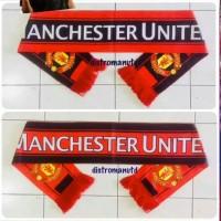Syal printing Manchester United