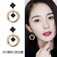 anting fashion korea bunga EFK011 / earring fashion korea
