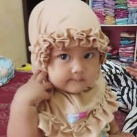 Jilbab Anak Muslimah Millionaire Bergo Bayi Stella Terbaru