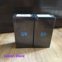 Samsung Galaxy S9 4/64 Garansi Resmi SEIN 1 Tahun - Coral Blue