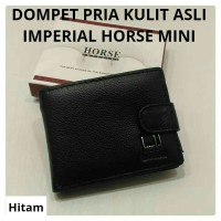 Dompet Pria, Kulit Asli, Merk Imperial Horse