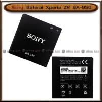 Baterai Sony Xperia ZR BA 950 BA950 BA-950 Original Batre Batrai HP