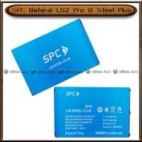 Baterai SPC L52 Pro Steel Plus Steel+ Double Power Batre Batrai HP