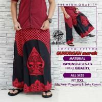 Batik Solo Sarung Celana Batik Gunungan Merah Alethea Batiksoloamanah