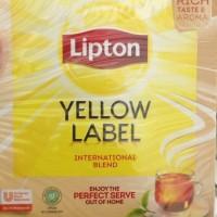 LIPTON YELLOW LABEL TEA 100