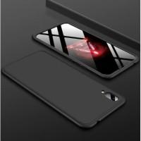 Xiaomi Redmi 7a Armor 360 Full Cover Baby Skin Hard Case 1412 - Biru