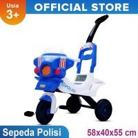 Ocean Toy Yotta Ride On Sepeda Polisi Mainan Anak - SPL