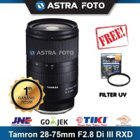 Tamron 28-75mm F2.8 Di III RXD Lens for Sony E-mount
