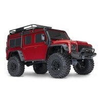 Rc Offroad 4x4 Adventure Mobil Remot Rock Crawler 4WD Jeep RTR TR