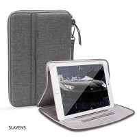 Multifunction Tablet Bag / iPad Bag Pouch with Stand