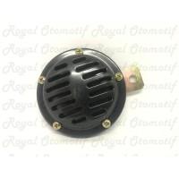 Single Disc Horn Klakson Mobil Motor Dengan Cover 24V 30A - NSP
