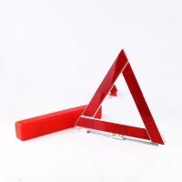 Car Vehicle Emergency Breakdown Warning Sign Triangle Reflective Road