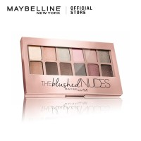 Maybelline Eyeshadow Blush Nudes Palette Make Up