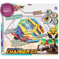 Legend Hero Changer DX Mainan Anak Laki Laki Keren, Original dan Murah
