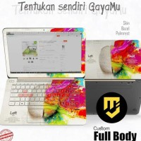 Promo Garskin Skin Laptop Full Body All Series 119 K Free Custom