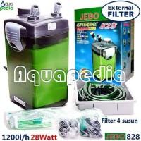 JEBO 828 Aquarium Aquascape External Filter