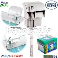 JEBO 501 Filter Gantung Aquarium Hang-On Filter