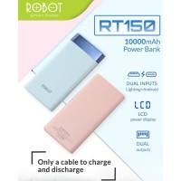 POWERBANK ROBOT RT150 10000 mAh Original