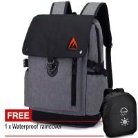 Tas Pria CBH001 Tas Ransel Import Tas Korea Tas Laptop Tas Backpack