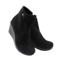 Sepatu BL 705 Boot Wedges Sepatu Wanita