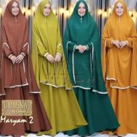 Kwalitas Terjamin Maryam syari .baju gamis saryi muslim Murah