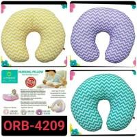 Termurah Bantal Menyusui ORB-4209 Omiland Nursing Pillow Chevron