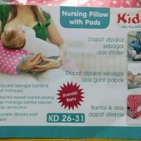 Termurah Nursing pillow with pads - Bantal menyusui multifungsi Kiddy