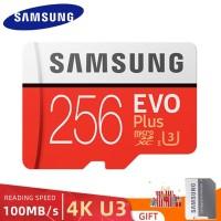 Samsung MicroSD 256GB EVO PLUS 95MB/s Micro SD Card Memory Card
