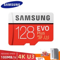 Samsung MicroSD 128GB EVO PLUS 95MB/s Micro SD Card Memory Card