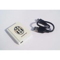 KOREK API USB JUVENTUS 2133-12 CAS ELEKTRIK CHARGER LIGHTER