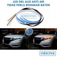 LED DRL Alis Anti Air Tidak Perlu Bongkar Batok