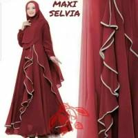 Baju gamis wanita muslim good quality